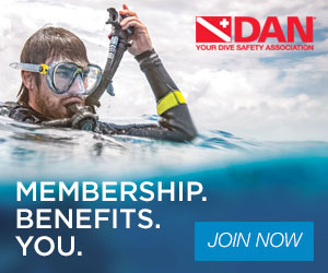 Join Divers Alert Network