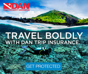 Diver Alert Network Travel Insurance