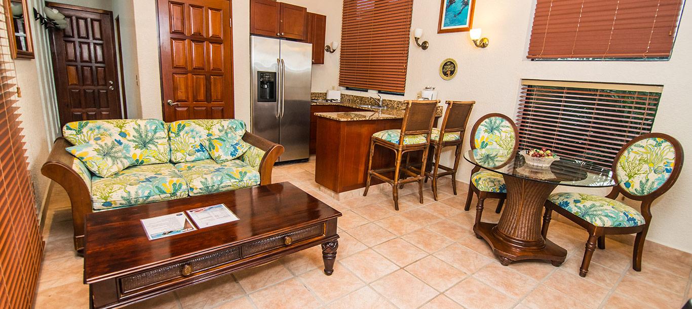 Las Sirenas2 Bedroom Family Suite