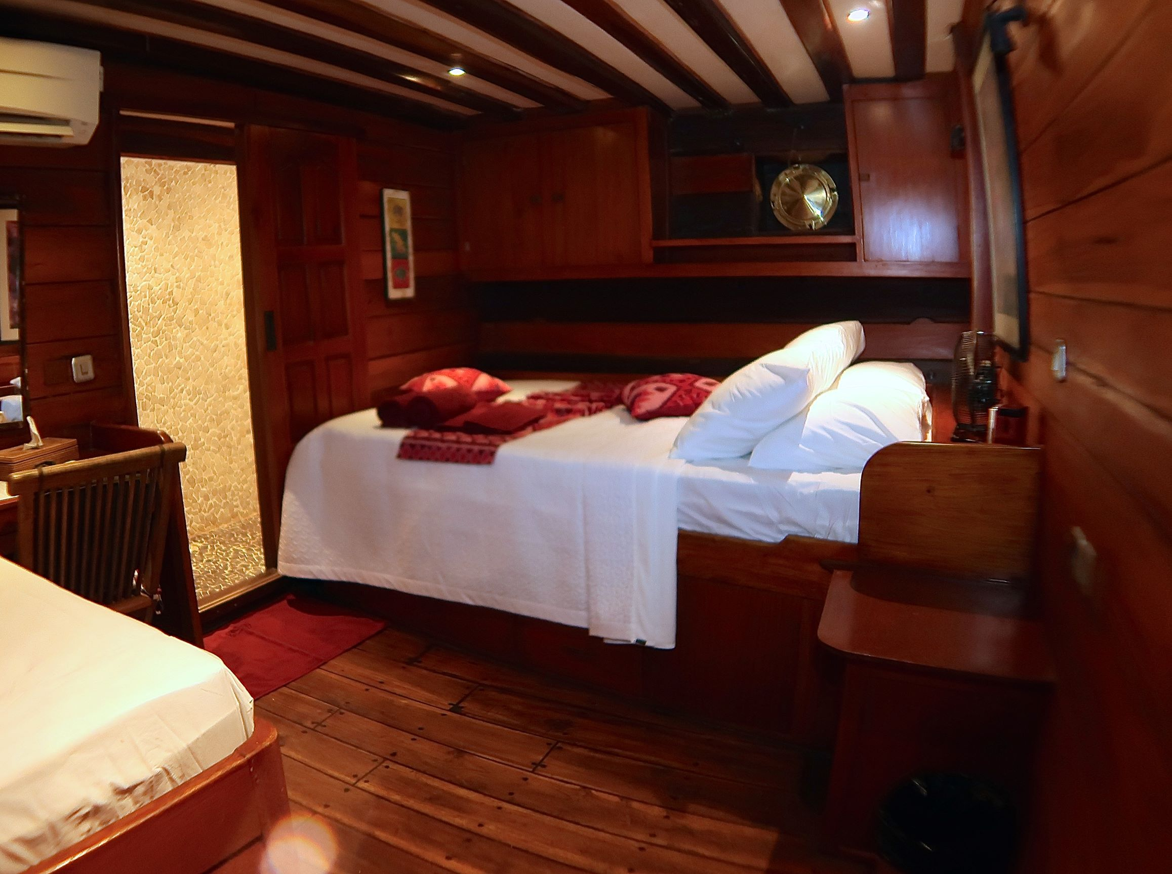 Cabin on Board Allstar Aurora